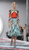 LFW SS2013: Peter Pilotto Catwalk